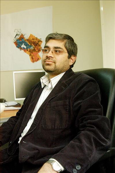 آقای مهندس محمد هادی عرفان ، مدیریت وبگاه مرکز مطالعات حکمت – دانش و فن معماری و شهرسازی ایرانی اسلام